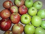 28年度青森県産葉取らずりんご 訳あり サンふじ・シナノゴールド ミックス10kg