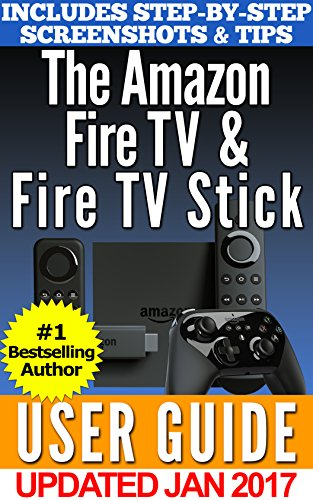The Amazon Fire TV & Fire TV S...