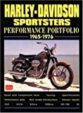 Harley-Davidson Sportsters 1965-76 Performance Portfolio