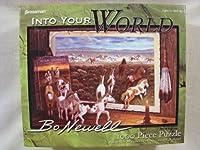 Bo Newell Into Your World 1000 Piece Jigsaw Puzzle: Wild Horses [並行輸入品]