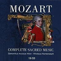 Complete Sacred Music [Box Set]