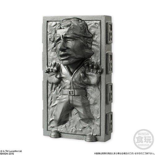 STAR WARS CONVERGE 4 (スターウォーズ コンバージ4) [17.Han Solo (in Carbonite) (ハン・ソロ)](単品)