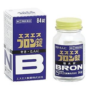 【指定第2類医薬品】エスエスブロン錠 84錠