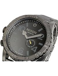 ニクソン NIXON 51-30 腕時計 A057-680 ALL GUNMETAL BLACK [並行輸入品]