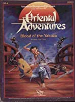 Blood of the Yakuza: Standard Module 0A4 (Advanced Dungeons and Dragons)