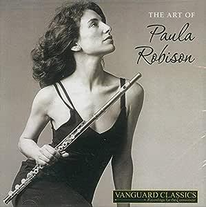 The Art of Paula Robison