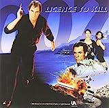 Licence To Kill: Original Motion Picture Soundtrack Album 画像