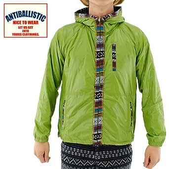 ANTIBALLISTIC メンズジャケット アウトドア:アンティバリスティック ナイロンジャケット L GRN(グリーン)