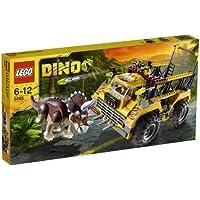 レゴ (LEGO) ダイノ トリケラトプス?トラッパー 5885