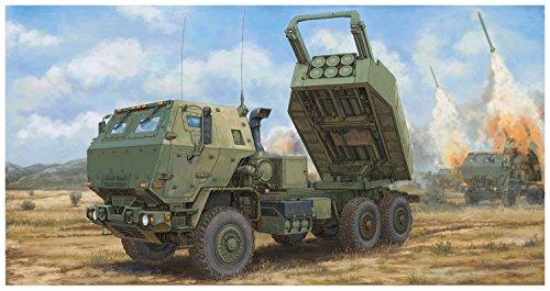 トランペッター 1/35 アメリカ軍 M142 ハイマース 高機動ロケット砲システム プラモデル 01041