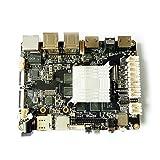 VS RK3288W クアッドコア 32ビット高性能2G DDR3+16G eMMC デュアルカメラデモボードARVR Android 7.1 ubuntu 16用