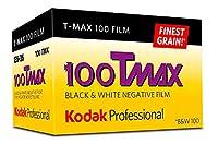 (コダック) Kodak Professional 100TMAX 白黒ネガフィルム (ISO 100) 35mm 36枚撮り(8532848)