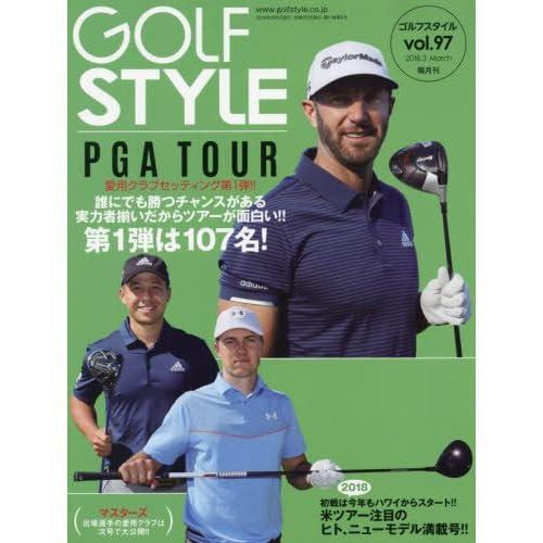 ゴルフスタイル 2018年 03 月号 [雑誌]