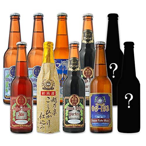 ギフト ビール クラフトビール スワンレイクビール 春サンキューセット