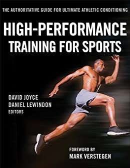 High-Performance Training for Sports by [Lewindon, Dan]