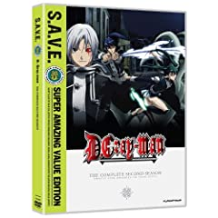 D Grayman - Season Two [DVD] [Import]