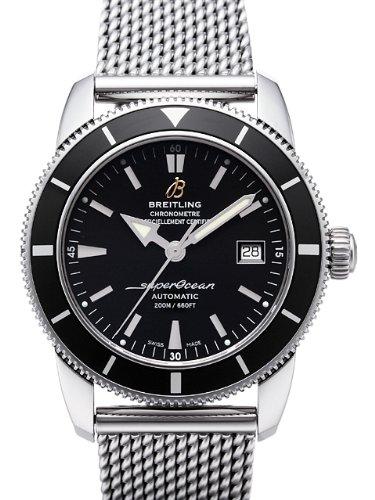 BREITLING スーパーオーシャン ヘリテージ42 (Super Ocean Heritage 42) [新品] / Ref.A170B61OCA [並行輸入品] [br389]