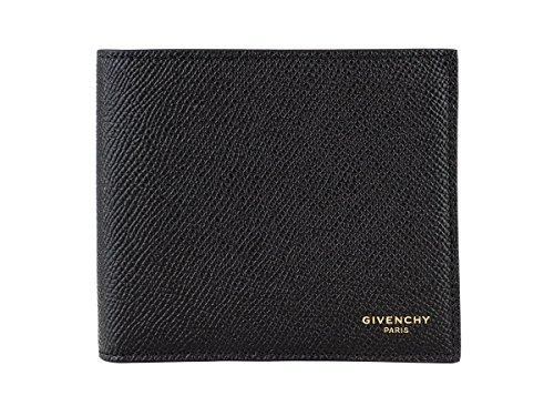 [ジバンシィ]GIVENCHY 二つ折り財布 BK06022 121 小銭入れ付き 001 BLACK [並行輸入品]