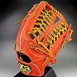 ザナックス XANAX 一般硬式外野手用トラスト シリーズ 品番:BHG-72815 (右投げ/DR2027:DRオレンジxタン)