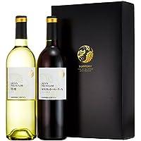 【厳選国産ぶどう100%】 日本ワイン ジャパンプレミアム2種 ワインギフトセット 750ml×2本