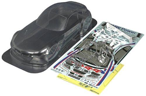 RCスペアパーツ SP.1295 BMW Z4 Mクーペ レーシング ボディ