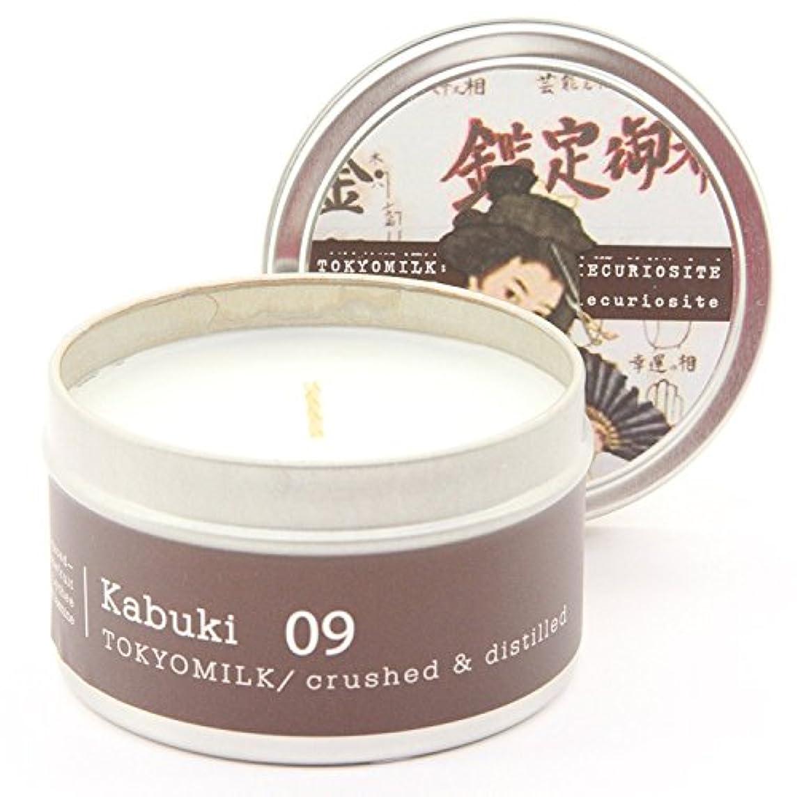 誘惑する挽くマネージャー東京ミルク's 6 oz Tin Candle