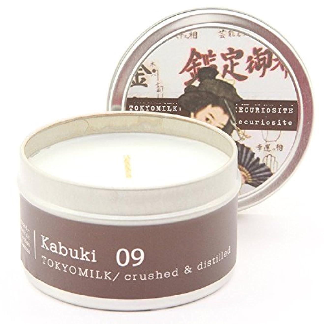 人差し指過敏な大統領東京ミルク's 6 oz Tin Candle