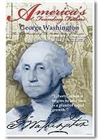 アメリカの設立Fathers :ジョージ・ワシントン–教室ポスター