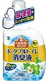 ポータブルトイレ消臭液 クリーンミントの香り 400ml