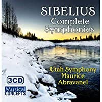 Sibelius Complete Symphonies by Utah So (2011-10-11)