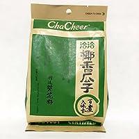 洽洽椰香瓜子 チャチャ ヤシ風味 ひまわり種 食用 うす 塩味 260g