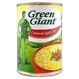 Green Giant Creamed Style Corn (375g) 緑色の巨大なクリームスタイルコーン( 375グラム)