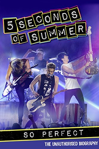 5 Seconds of Summer - So Perfect [DVD] by 5SOS 5SOS Lee Brennan Judi James Malcolm Croft Lizzie Cox