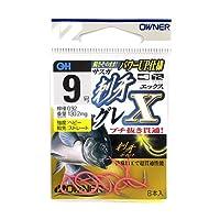OWNER(オーナー) 刺牙グレX 9号
