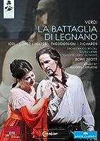 La Battaglia Di Legnano [DVD] [Import]