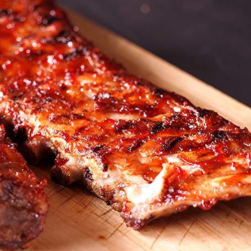 ポークバックリブ(ベービーバックブ)500g前後 豚肉 スペアリブ ブロック 1ラック 500g バーベキュー肉の材料に BBQ