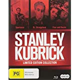 Stanley Kubrick: The Blu-ray Collection - Fear & Desire / SPartacus / Dr StrAngelove (Blu-ray)