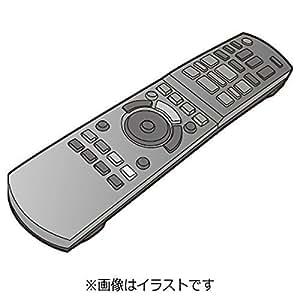 Panasonic ブルーレイディスクレコーダー用リモコン N2QAYB000648