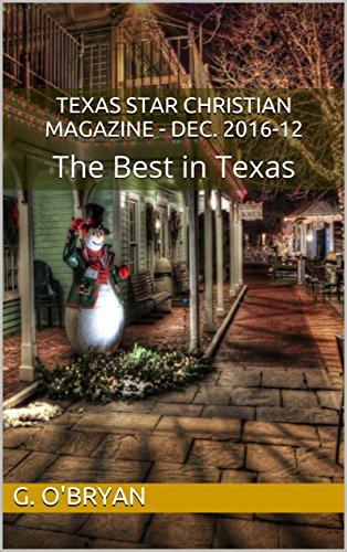 Texas Star Christian Magazine - Dec. 2016-12 (English Edition)の詳細を見る