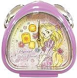 ティーズファクトリー 置き時計 SDラプンツェル H13.5×W13×D5cm ディズニー おむすびクロック スイートドリーム DN-5520195RA
