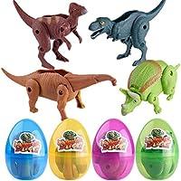 coerniクリスマスギフト – シミュレーション恐竜モード変形Jurassic Toy