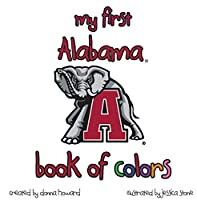 My First Alabama Book of Colors