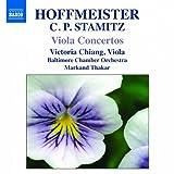 C.P.シュターミッツ&ホフマイスター:ヴィオラ協奏曲集