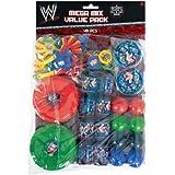 WWE Party Favor Value Pack WWEのパーティの記念バリューパック?ハロウィン?サイズ:
