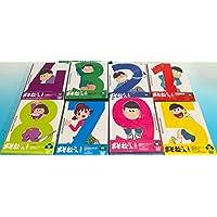 おそ松さん 初回限定版 DVD 全巻セット 第一松~第八松