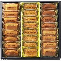 モロゾフ ブロードランド詰合せ 24個入(マドレーヌ・フィナンシェ・ベイクドチーズケーキ) MO-2005
