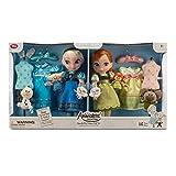 【 日本 ディズニーストア 公式 】 2015年モデル アニメーター コレクション ドール ( Disney 人形 アナと雪の女王 FROZEN ) デラックスセット