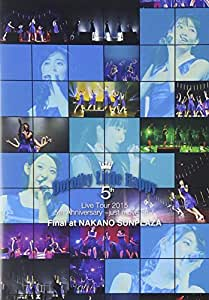 Dorothy Little Happy Live Tour 2015 5th Anniversary ~just move on ~ Final at NAKANO SUNPLAZA(DVD)