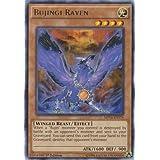 Yu-Gi-Oh! - Bujingi Raven (MP14-EN179) - Mega Pack 2014 - Unlimited Edition - Rare
