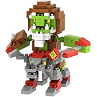 Gooband? LOZ Diamond Blocks World of Warcraft Prophet Blocks Compatible Nano Block Parent-child Games Blocks Children's Educational Toys [並行輸入品]